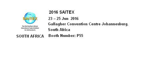2016 SAITEX