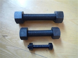 stud bolt with nuts