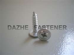 wafer head self tapping screw