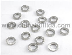 stainless steel spring washer (m8)