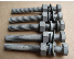 HDG hex bolts