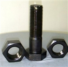 Hex bolts & Hex nuts