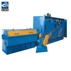 high speed large and intermediate drawing machine with annealing