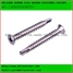 stainless steel Phillips countersunk head self drilling screw
