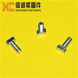 M4*12 small T head bolt