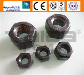 A194 2H 2HM   A563 Heavy Hex Nuts