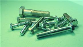 HEX CAP SCREWS & HEX BOLTS