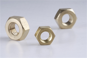 Brass hex nut/DIN934/ISO 4032/ISO 4035