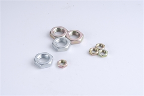 hex thin nut/din439/din936
