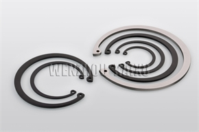 retaining ring for bore din472