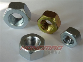 astm a563m Heavy hex nuts
