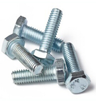DIN933 hex bolts