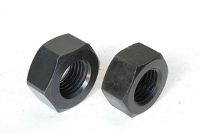 DIN934 BLACK HEX NUT