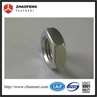 iso 4035 hex thin nut