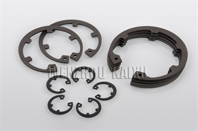 k type retaining ring for hole din984