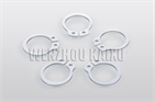 heavy duty circlips for shafts DIN471