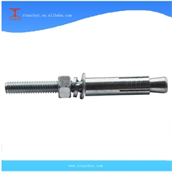 M6 BZP Anchor Bolt