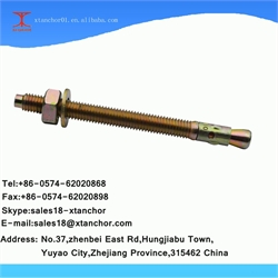 YZP M6x40 through bolt supplied by Chinese factory
