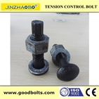 tor-shear type high strength bolts for steel structure--tc bolt a325