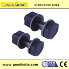 heavy hex bolt for steel structure din6914