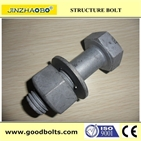 heavy hex bolt for steel structure astm a490m