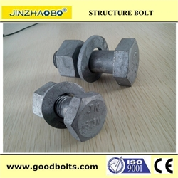 Heavy Hex Bolt for Steel Structure  ASTM A325