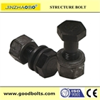 Structural bolt with large hex head  ASTM A490