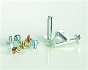 Triangle Machine Screw