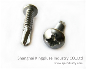 Philip Recessed Pan Head Self-Drilling Screw DIN7505N