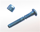 ring-grooved lock bolt, available in various sizes and materials
