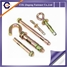 sleeve anchor flange type hex nut washer type hex bolt type eye hook bolt type