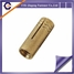 drop in anchor brass material m5-m20