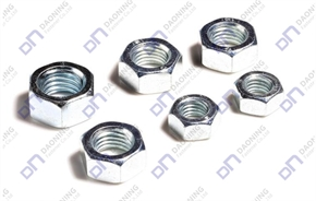 DIN934 DIN555 Hexagon nuts