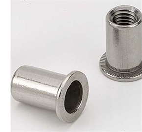 rivet nut with Large Head