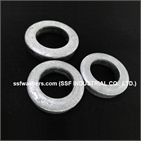 Low Carbon Zinc Finish Steel DIN7989 General Purpose Flat Washer