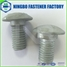 A307 Guard Bolt Grade a Hot DIP Galvanized 5/8-11*1-1/4
