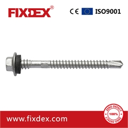 Hex Washer Flange Self Drilling Screw