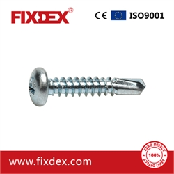 Pan Head Philips Self Drilling Screws