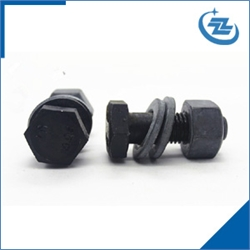 High tensile steel structure bolt grade 10.9S