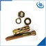 Antiskid Shark Fin Type Anchor with hex nut and washer