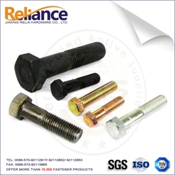 Hex Bolt, Hex Cap Screw, Hex Machine Screw, Hex Machine Bolt, DIN933,DIN931