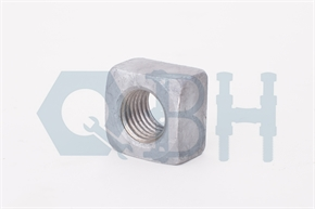 DIN557 Square Nuts M5-M16 Cl. 5 Single Chamfer