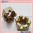 Hex Thin Slotted Nuts DIN937 M6-M68 Cl. 6/8