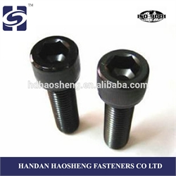 Hex socket head cap screw DIN 912 with ISO 9001: 2008