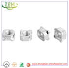 high quality of square welding nuts-din928