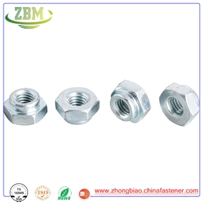 Automobile Usage Hexagon Flange Weld Nut