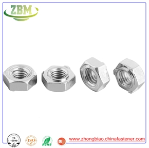 High quality of  Hexagon welding nut
