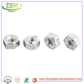 High quality of  Hexagon weld nut