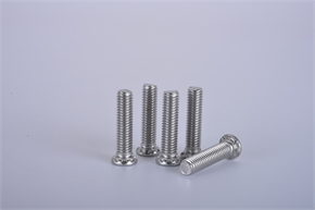 pem stainless steel knurled round head self clinching studs