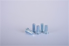manufacturer, zinc plated screw, steel, self clinching stud